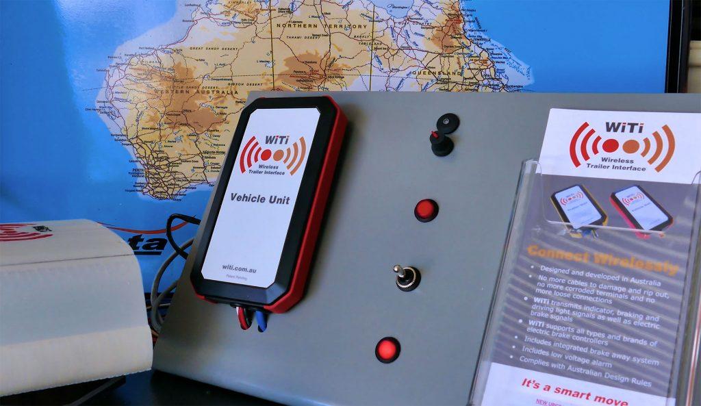 WiTi Wireless Trailer Interface