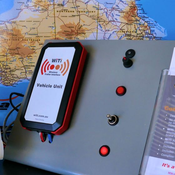 WiTi Wireless Trailer Interface